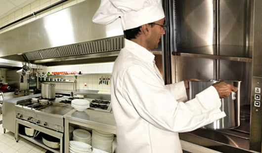 Commercial Kitchen Dumbwaiter