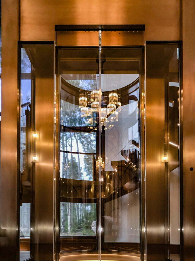 Custom Elevator Design