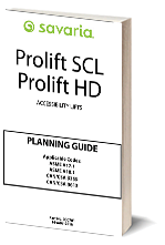 Savaria VPL Prolift Planning Guide